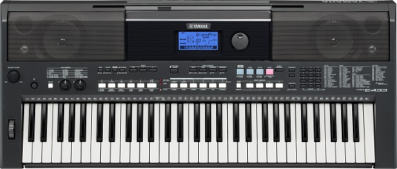 61 Key Yamaha PSR E433