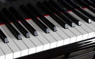 on today#39;s piano keyboard