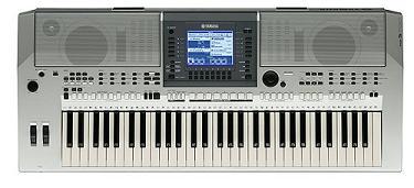Yamaha PSR-S700