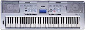 Yamaha DGX205