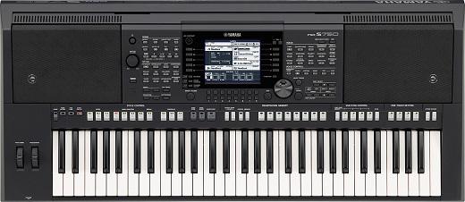 Yamaha portable keyboard - PSR-S750
