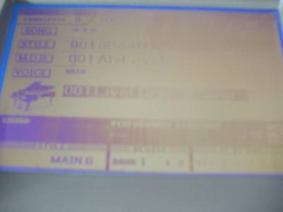 Yamaha DGX 620 keyboard