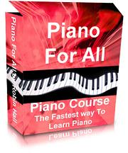 Piano For All Piano Lessons
