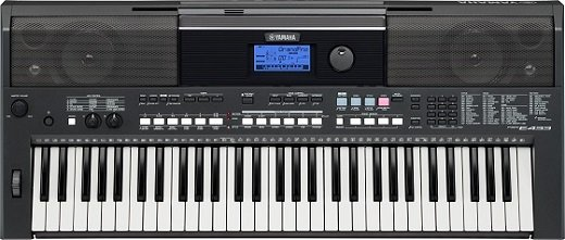New Yamaha PSR keyboard models