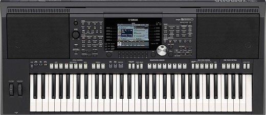 New Yamaha Psr Keyboard Models