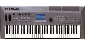 Yamaha music keyboard