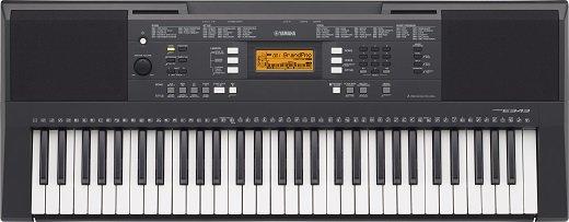 Yamaha portable keyboard - PSR-E343