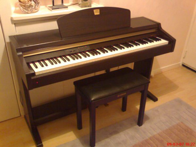 yamaha clavinova piano clp 920. Black Bedroom Furniture Sets. Home Design Ideas