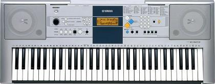 Yamaha psr e323 review for Yamaha professional keyboard price