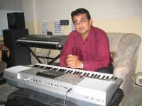 Yamaha PSR S550 keyboard