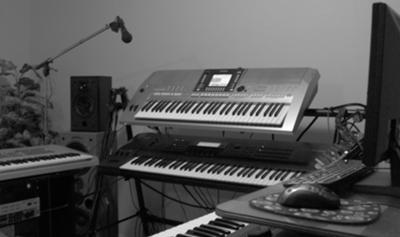 My Current Studio Setup