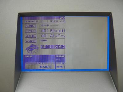 Yamaha YPG Display Problem Close