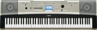Yamaha YPG535 Keyboard