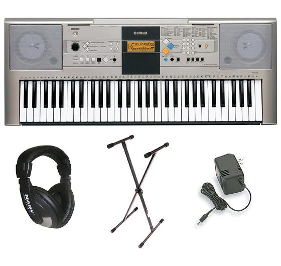Yamaha Ypt Keyboard