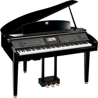 yamaha clavinova digital piano clp series cvp series. Black Bedroom Furniture Sets. Home Design Ideas