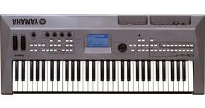 Yamaha music keyboard
