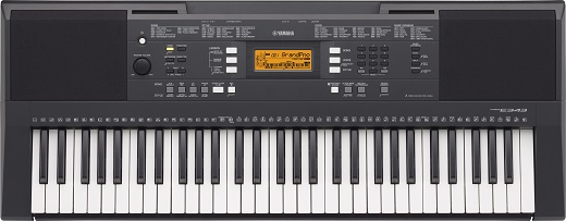 Yamaha portable keyboard - PSR-E343