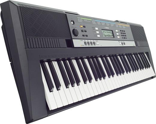 Yamaha YPT-240 untuk pembelajaran